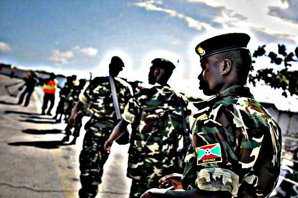 La nouvelle arm 233 e burundaise nomm 233 e imbonerakure bujumbura news