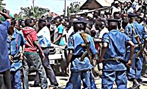 Ligne droite des cadavres avant les 233 lections bujumbura news