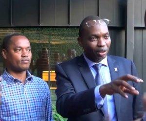 Les ténors de la répressions au Burundi à Bruxelles