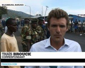 France 24 bujumbura