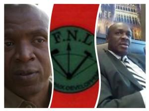 Tentative d'assassinat sur la personne du président du FNL