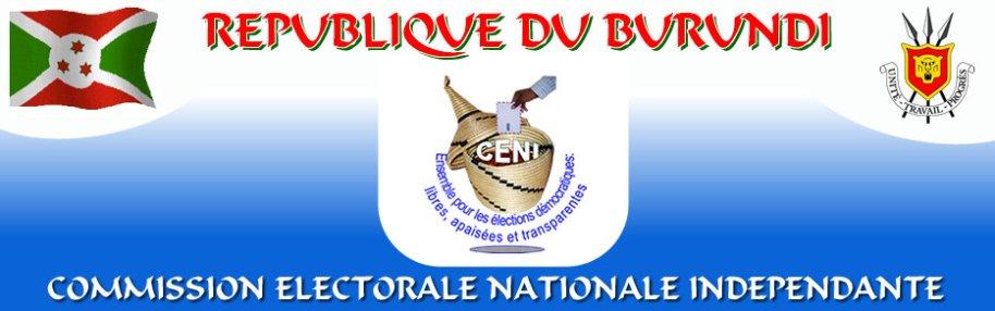 CENI Burundi