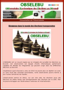 OBSELEBU siteweb