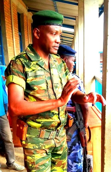 Lt-Gen Adolphe