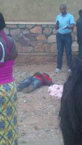 Morts à bujumbura
