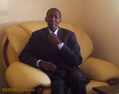 General NDAYIRUKIYE Cyrille